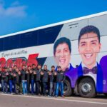 Grupo 5 vende su bus